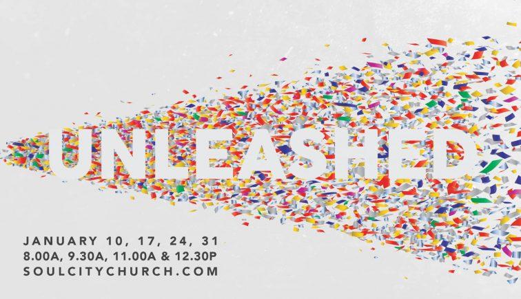 Unleashed Sermon Series Idea