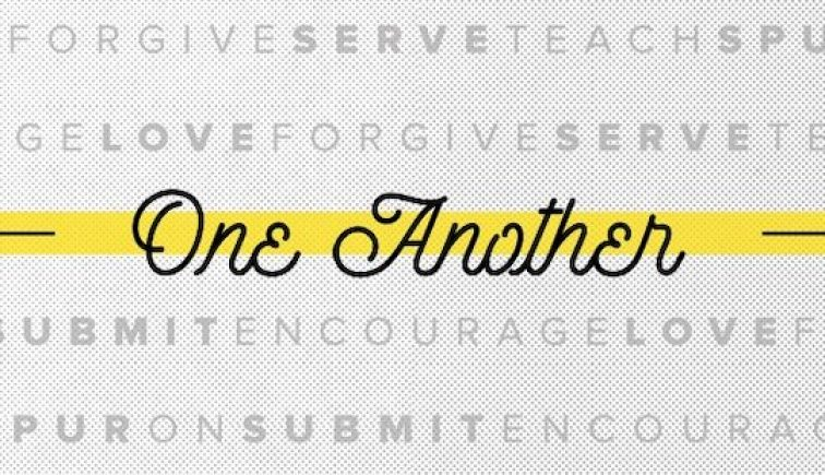 One Another Sermon Series Artwork